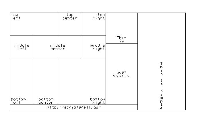 CATIA table